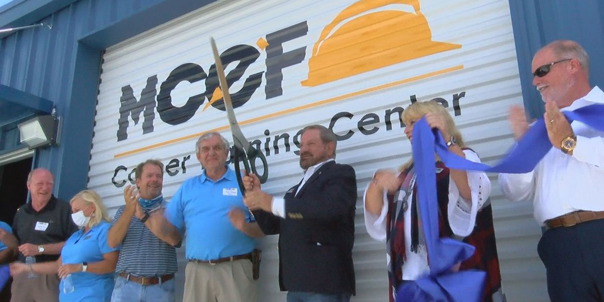 Workforce training nonprofit gets new facility in South Mississippi