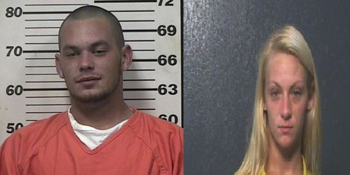 Jackson County duo charged with burglary