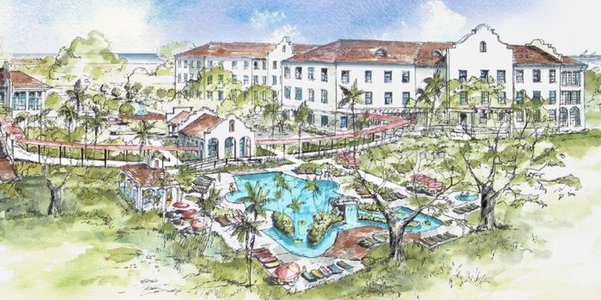 Gulfport's Centennial Plaza has a new developer with a proven track record