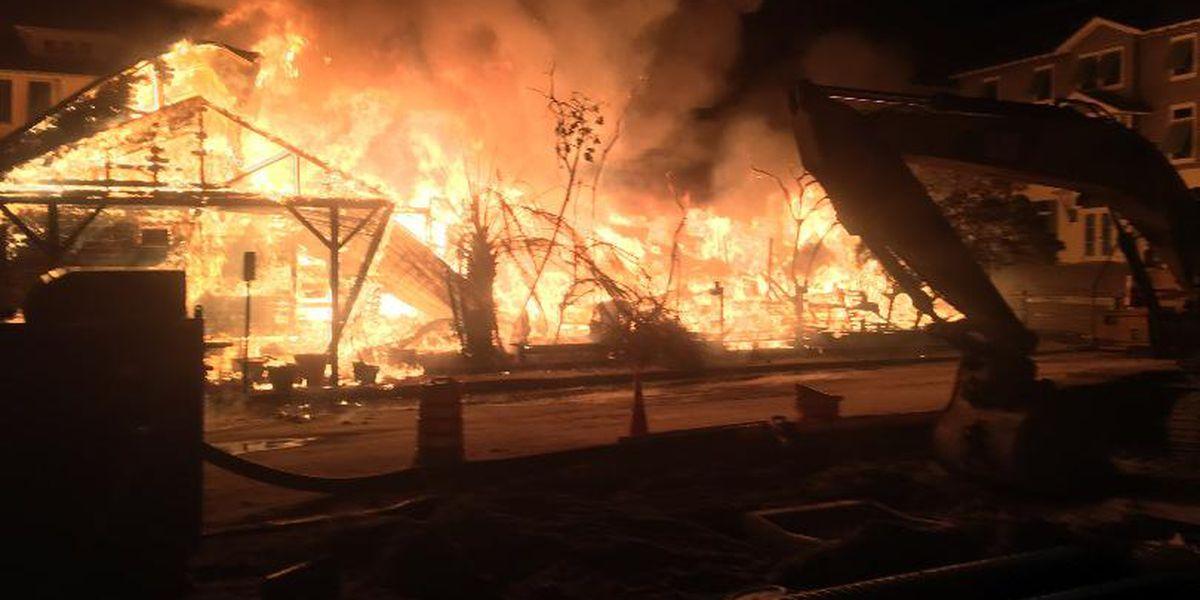 Fire destroys popular Red Bar restaurant in Grayton Beach, FL
