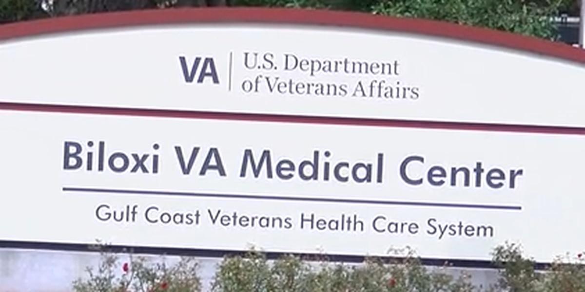 Biloxi VA's precautionary measures against coronavirus cause traffic tieups