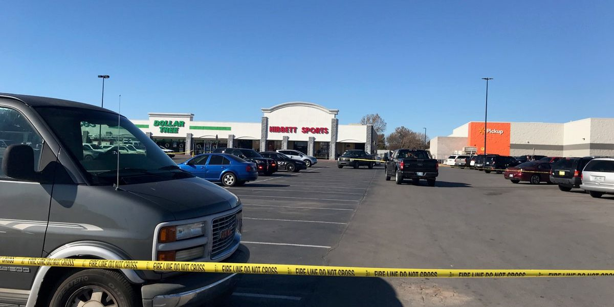 POLICE: Three dead including shooter at Duncan, Okla. Walmart