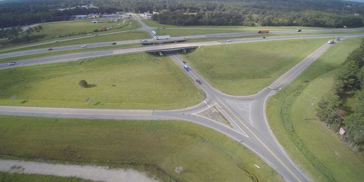 Improvements coming for interchange on I-10 at County Farm Rd.