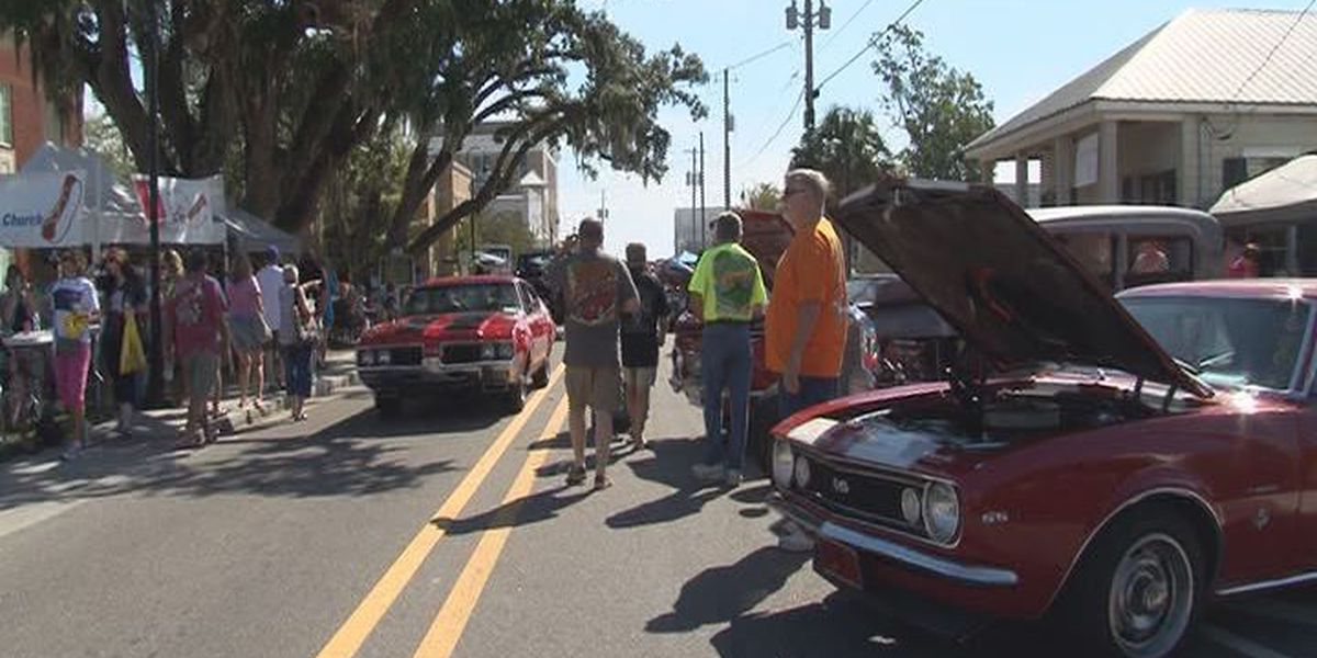 Bay St. Louis welcomes cruisers