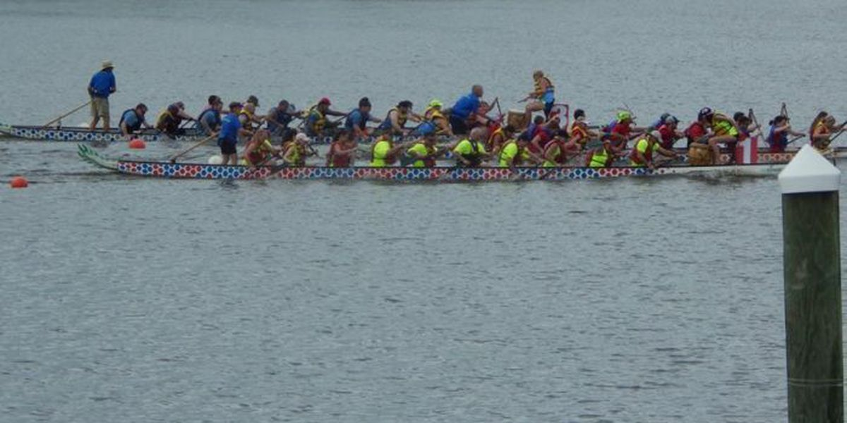 Date set for United Way dragon boat race