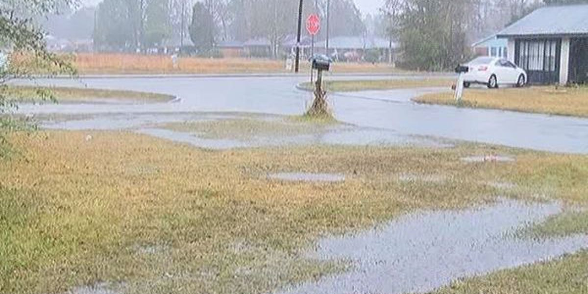 Moss Point residents brace for possible flooding
