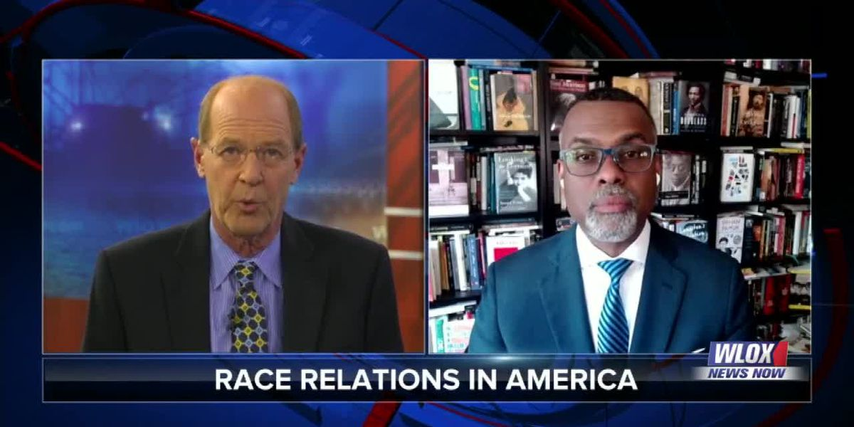 Race relations in America with Dr. Eddie Glaude