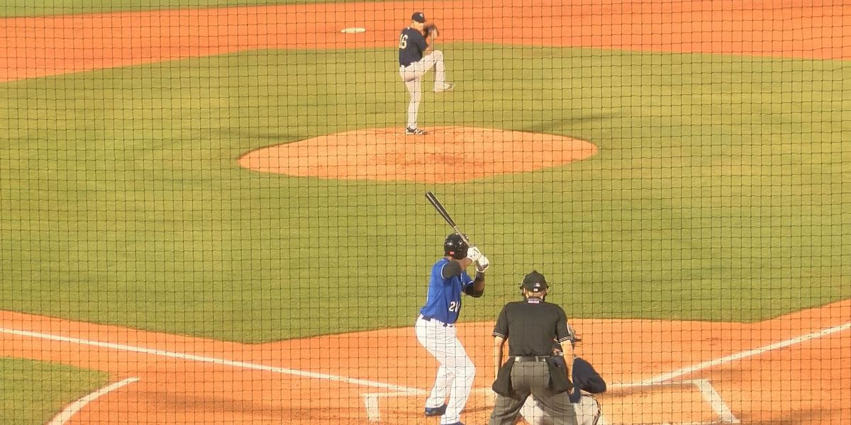 Biloxi Shuckers beat Mobile BayBears 2-1 on walk-off homer by Nottingham in 13 innings