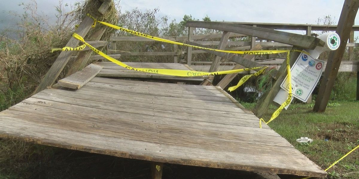 Ocean Springs residents continue recovering from Hurricane Nate damage
