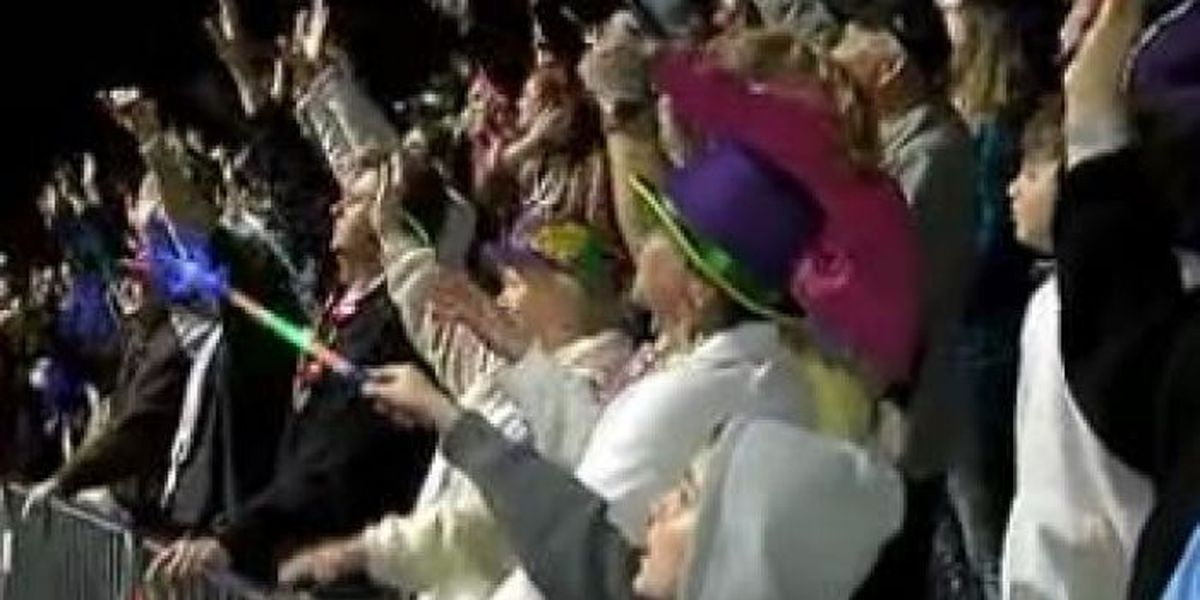 One of the largest Krewe of Neptune parades rolls this weekend