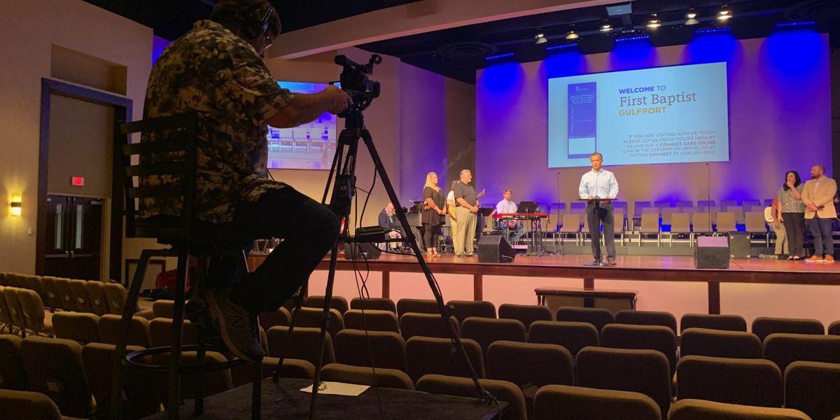 Coast churches cancel Sunday services, move online amid coronavirus pandemic