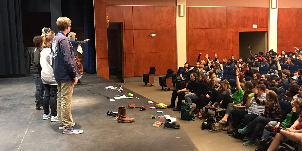 Thespians take over Gulfport for national convention