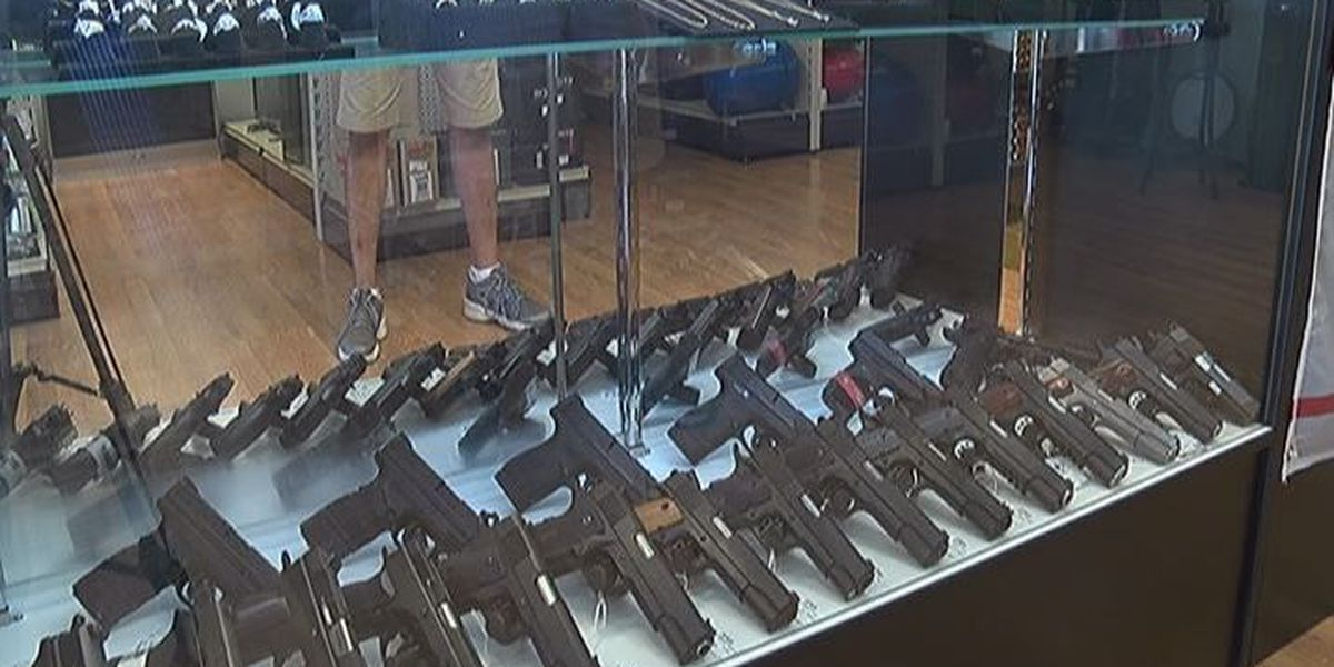 How mental health plays a factor in purchasing a gun in MS