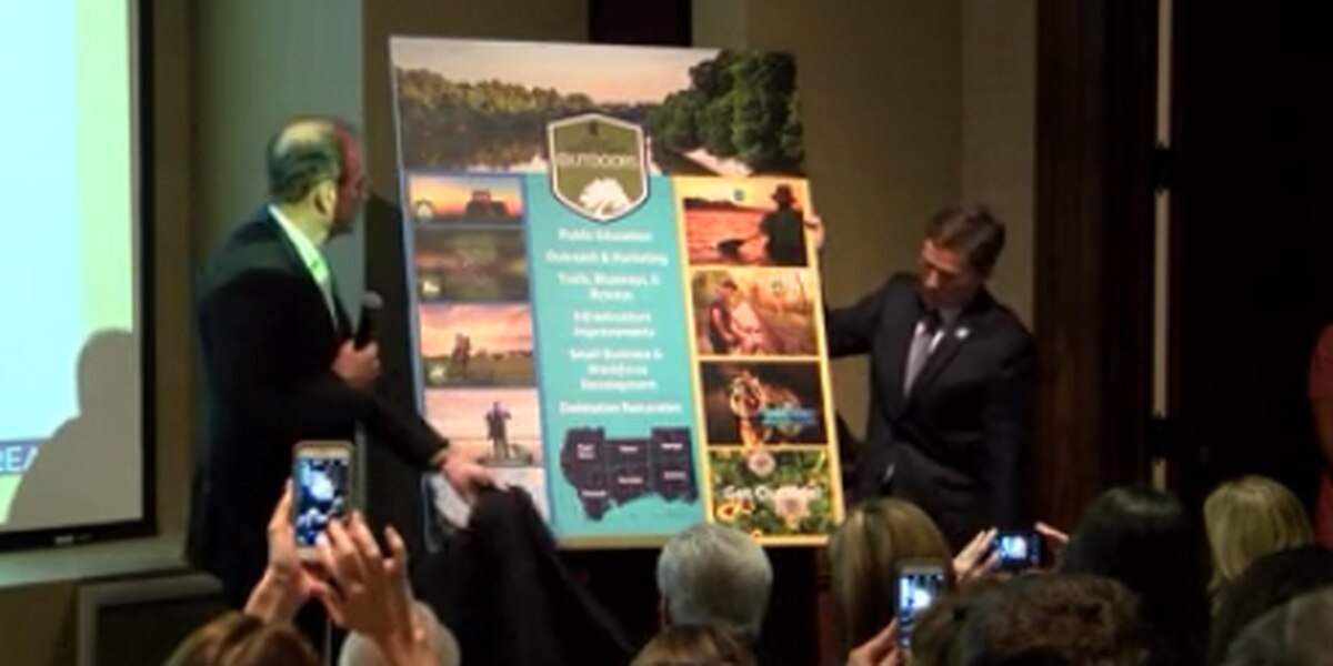Partnership presents plan to showcase nature of South Mississippi