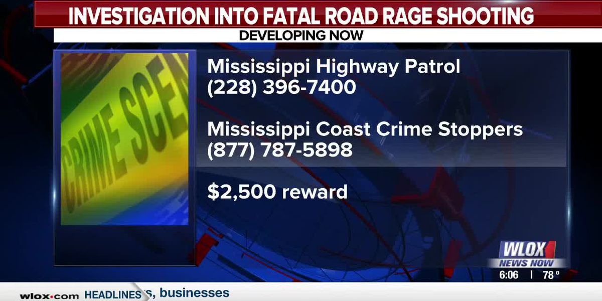 Witnesses asked to come forward after I-10 road rage shooting leaves Gulfport man dead