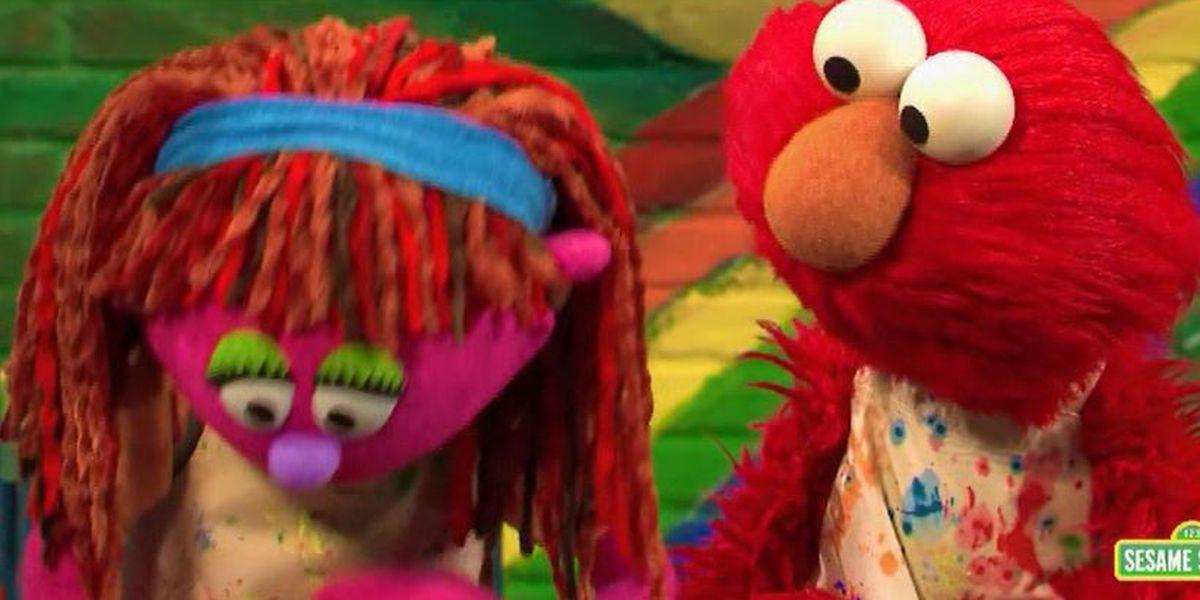 'Sesame Street' introduces homeless Muppet