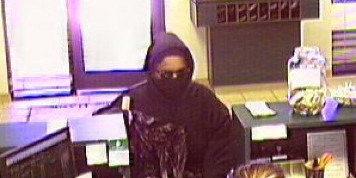 Harrison Co. deputies on the hunt for Saucier bank robbery suspect