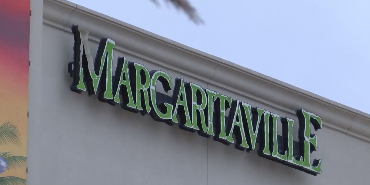 Margaritaville set to reopen March 10th
