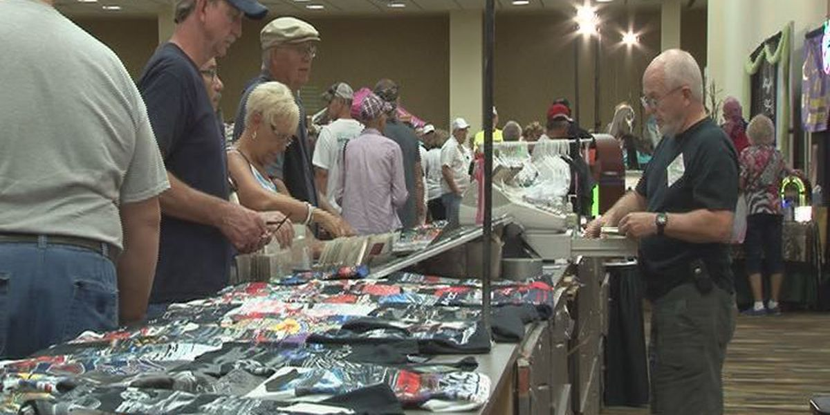 Swap meet a favorite for many classic car fans