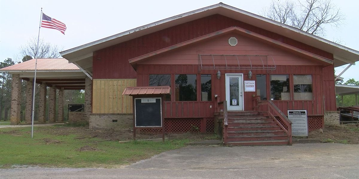 Pine Burr Country Club teeing up for future re-opening
