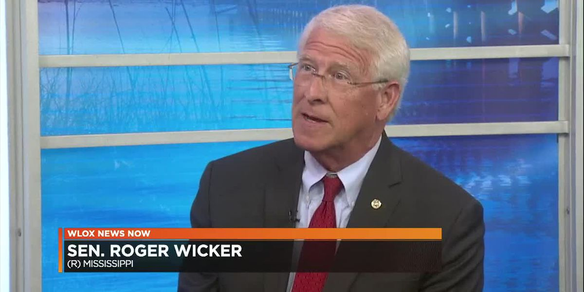 Sen. Roger Wicker on WLOX News This Week