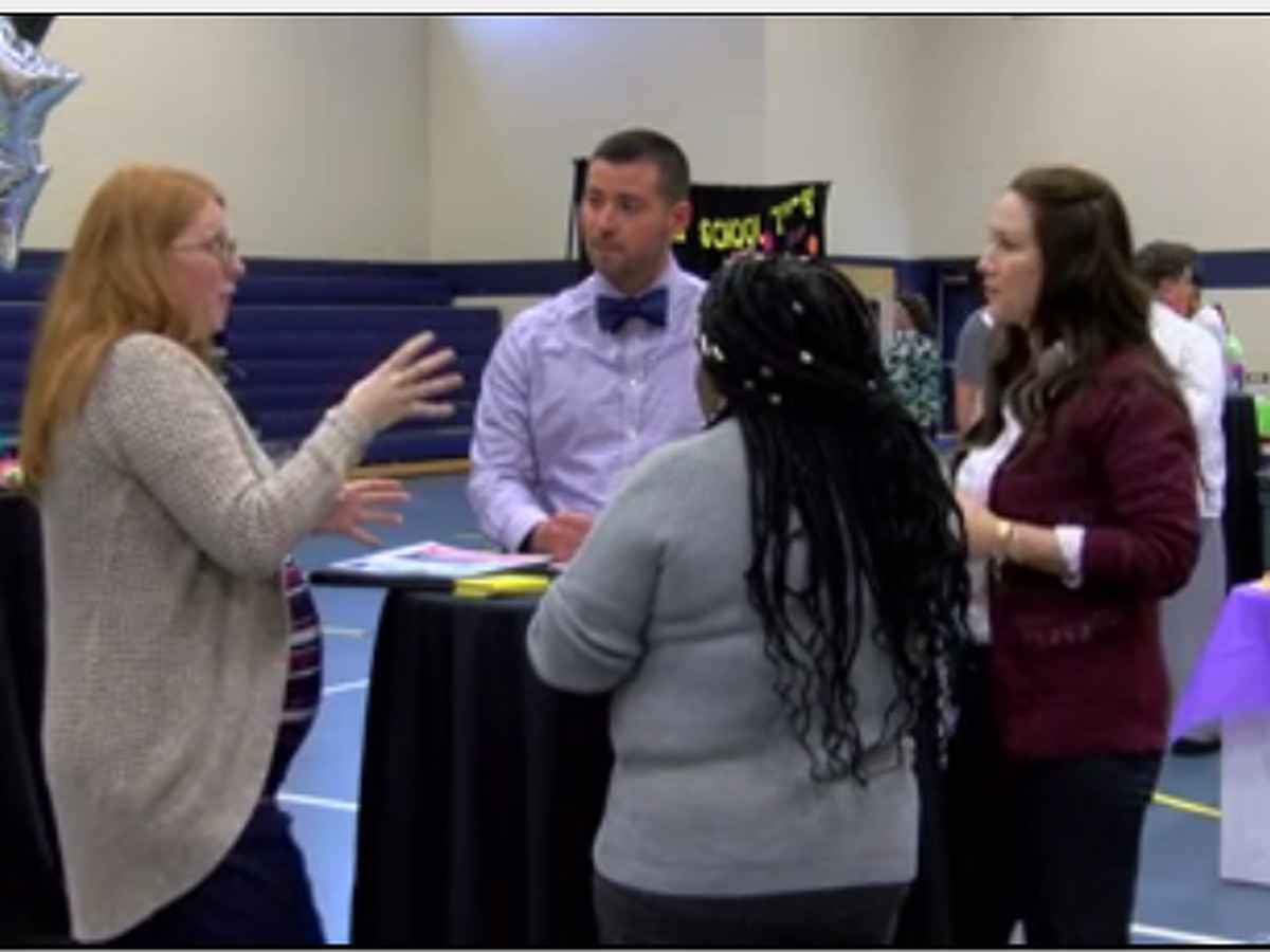 Pascagoula-Gautier School District holds teacher job fair