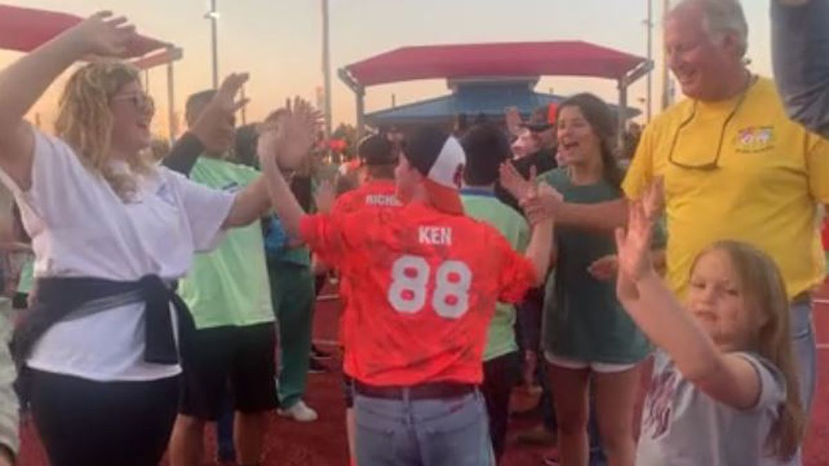 Buddy Ball celebrates 10 years of baseball for people with special needs