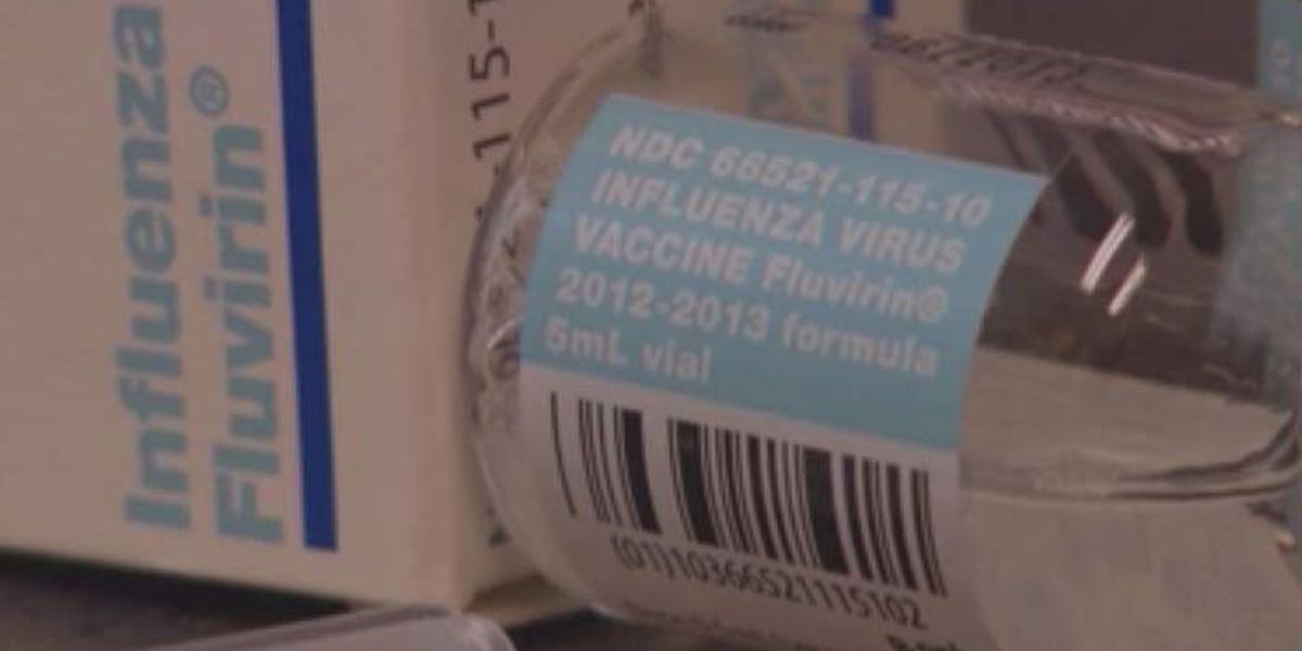 MSDH: Flu vaccinations available at all county health departments
