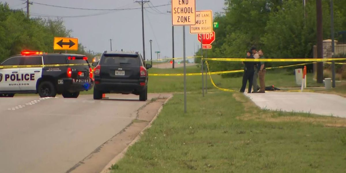 Texas police officer shot multiple times during traffic stop