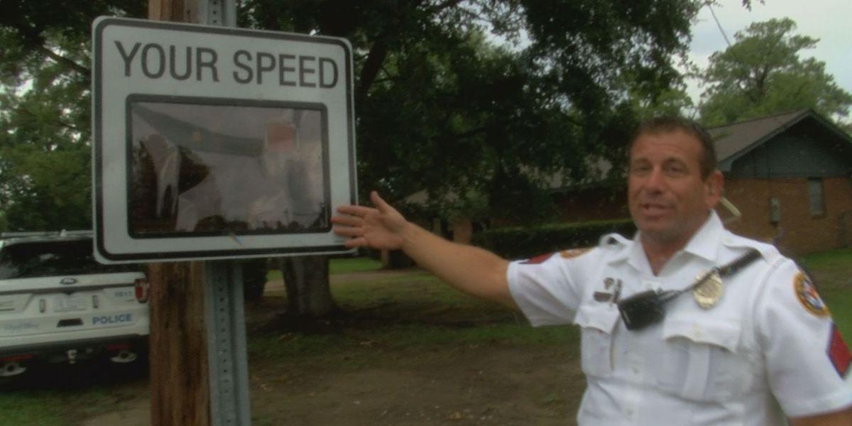 Biloxi adds radar to new speed limit signs
