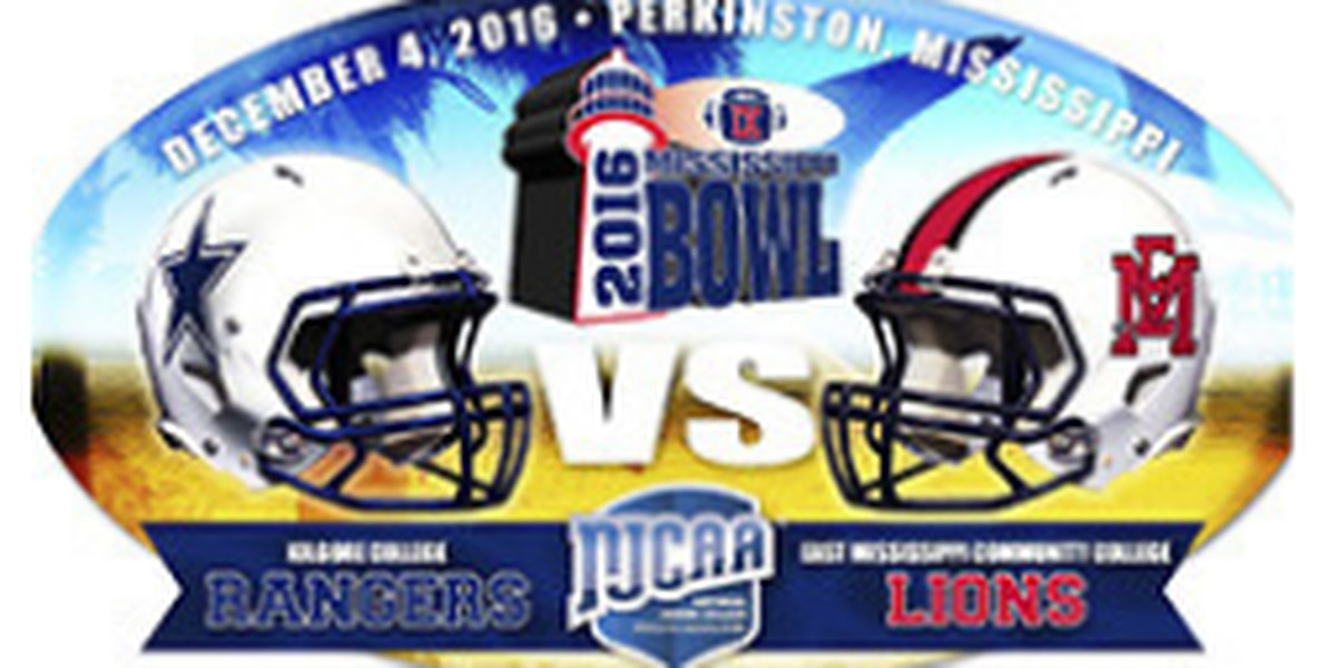 2016 Mississippi Bowl pits No. 3 East Mississippi against No 13 Kilgore Sunday in Perk