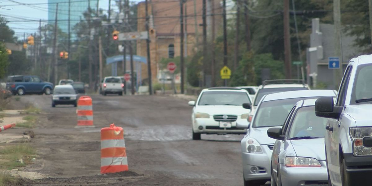 Massive road, sewer, and water project discussed in Biloxi