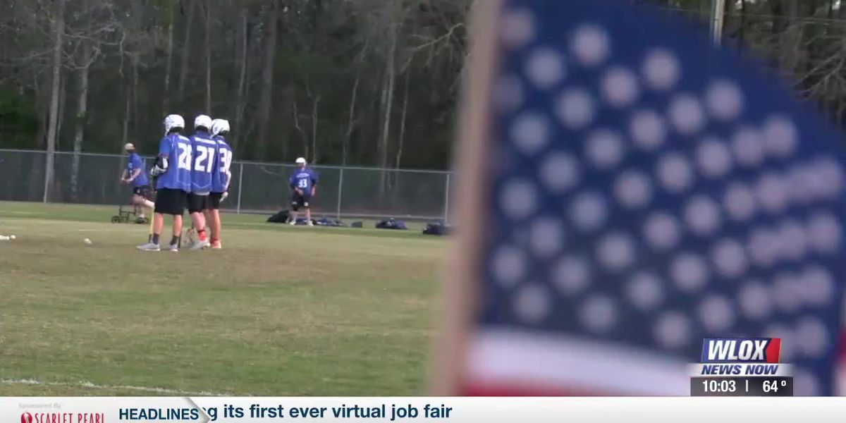 Greyhound Lacrosse holds fundraiser game benefitting local nonprofit for veterans