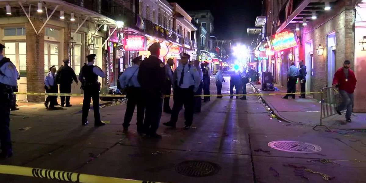Security company that employed officer shot on Bourbon Street releases strongly worded statement