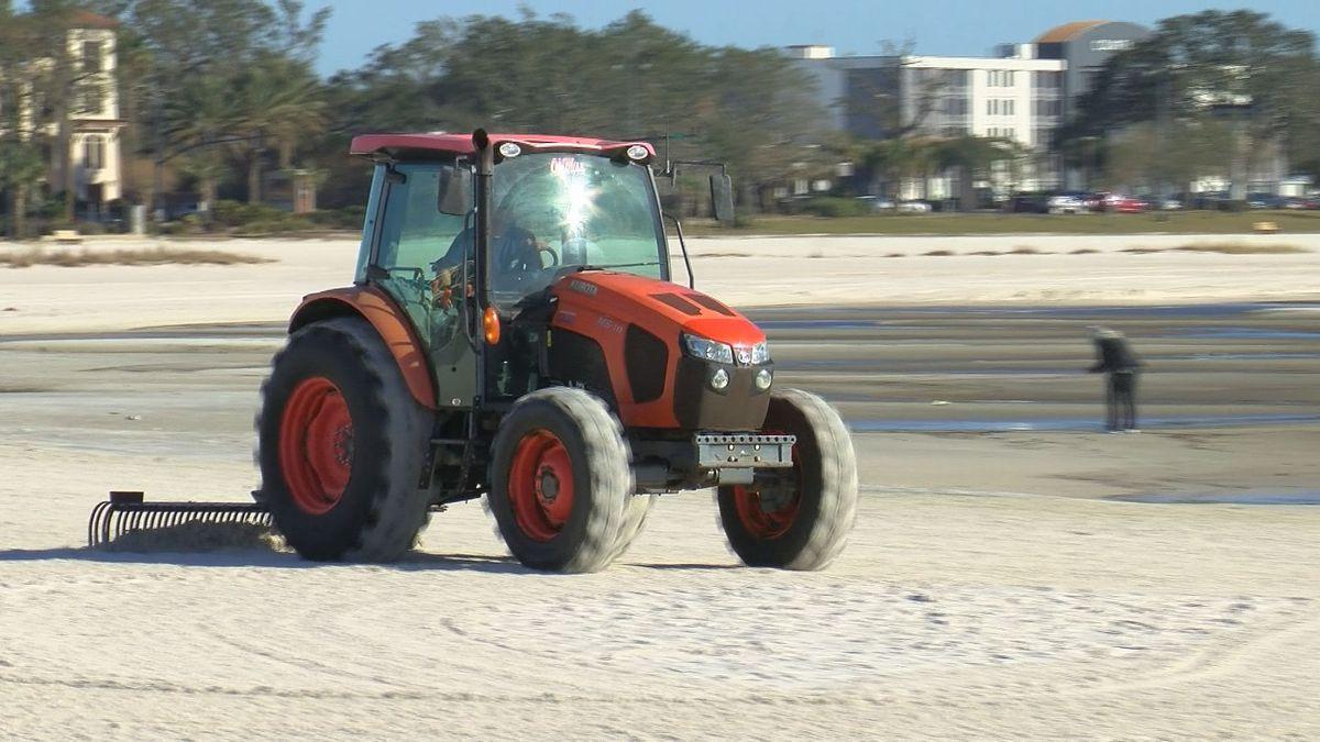 2020 hurricane season caused havoc, sand beach issues