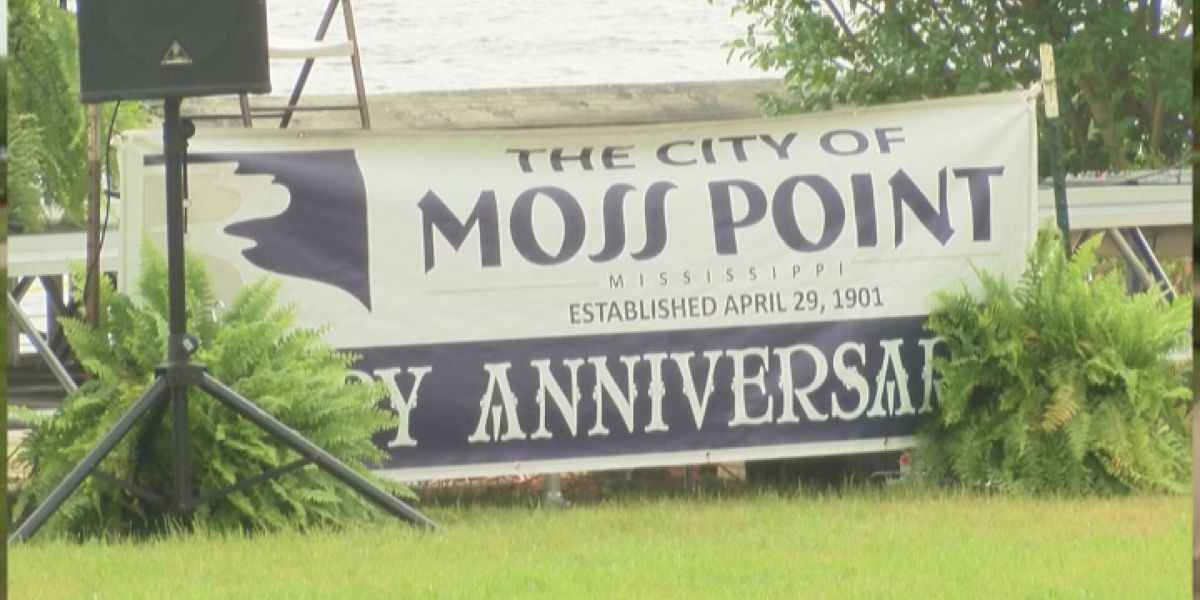 Moss Point celebrates 115 years