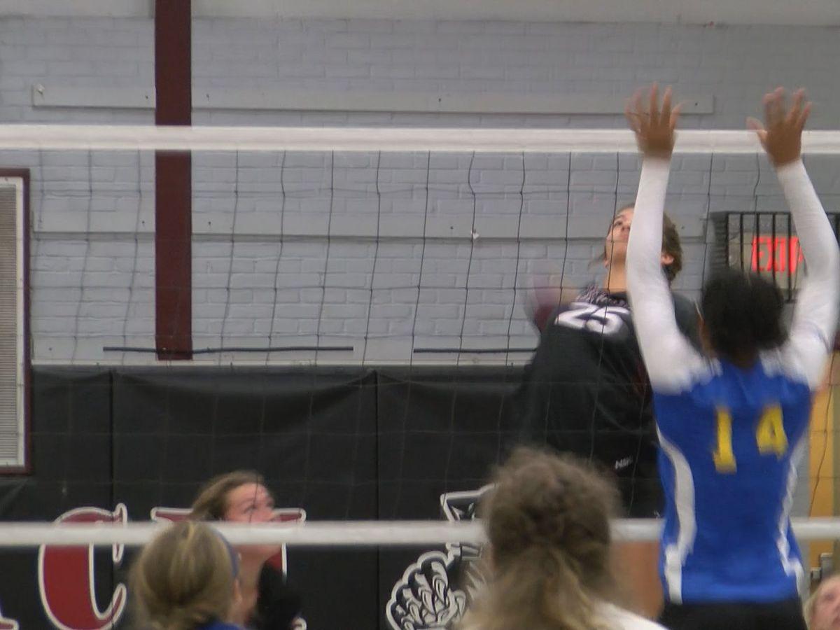 High School Volleyball (10/8/19)