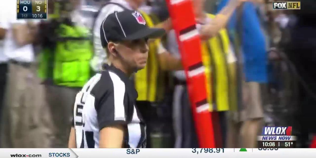 Pascagoula native to make history as first woman to referee Super Bowl
