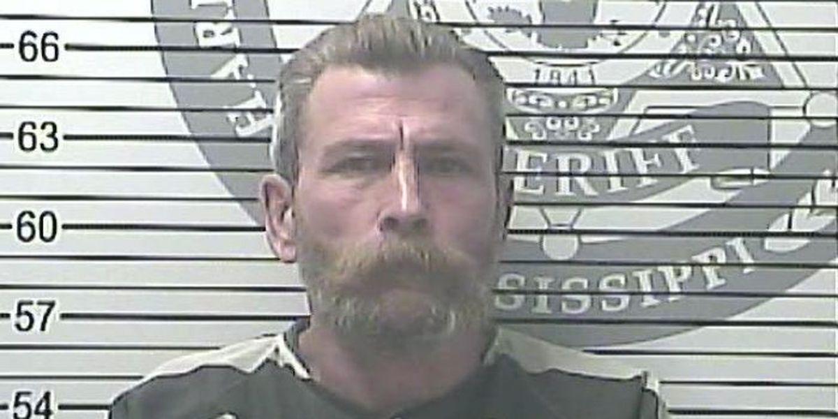 Biloxi police arrest man for felony simple assault on an EMT