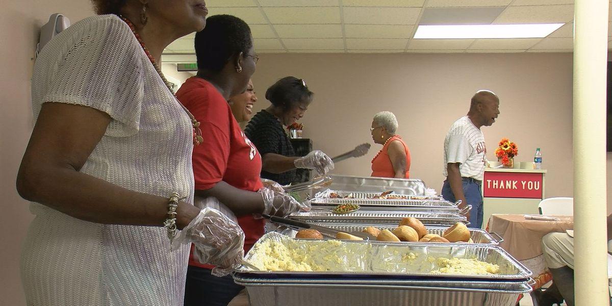 Ocean Springs first responders enjoy home-cooked lunch