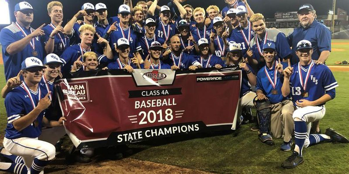 Vancleave to celebrate two state championships Tuesday morning