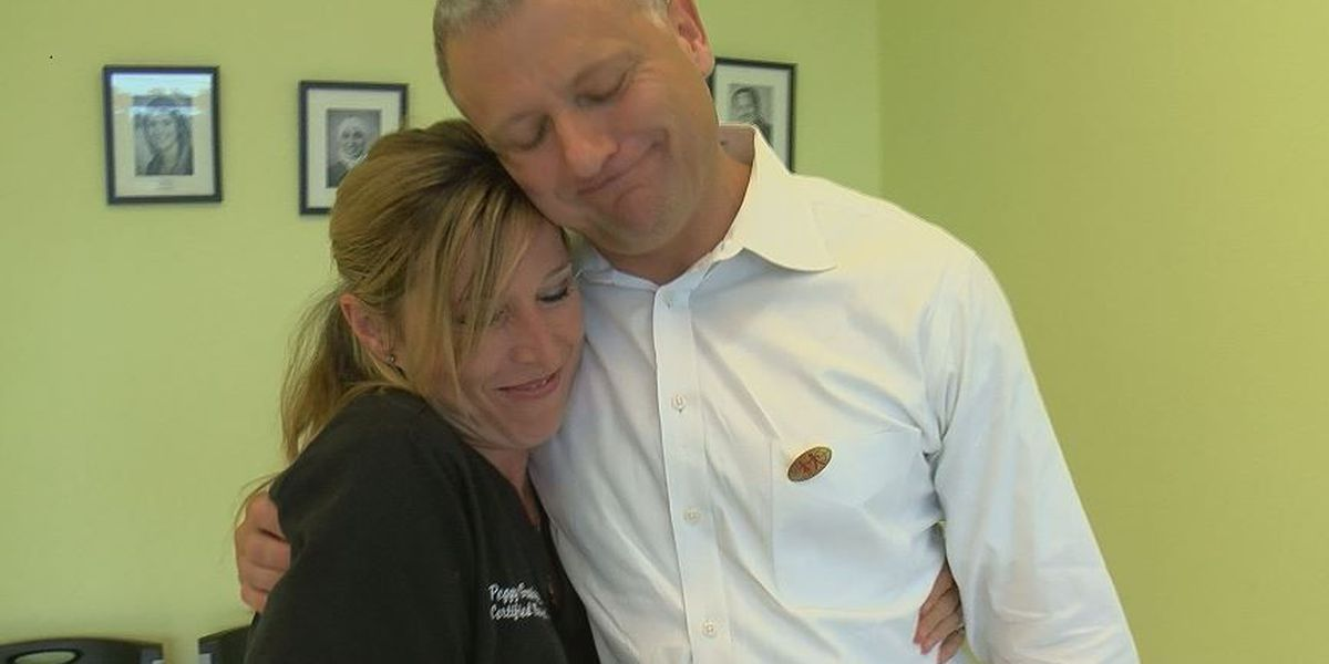 Outreach to help flooded clinic turns competitors into life-long friends