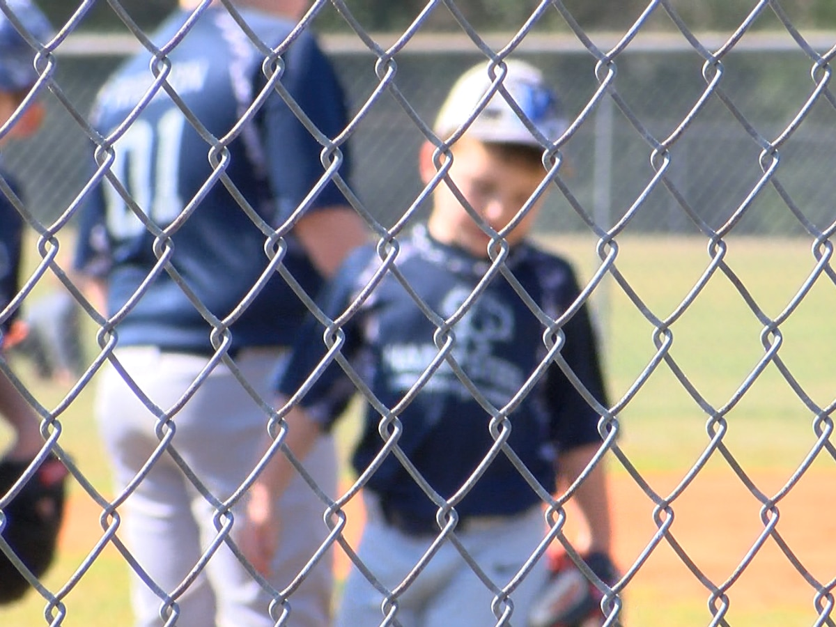 After A Year Off: Vancleave youth baseball kicks off with open day ceremony