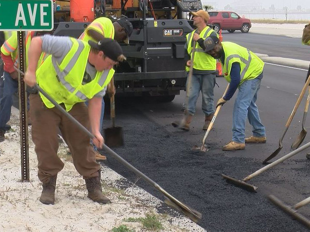 MDOT Highway 90 repaving project behind schedule
