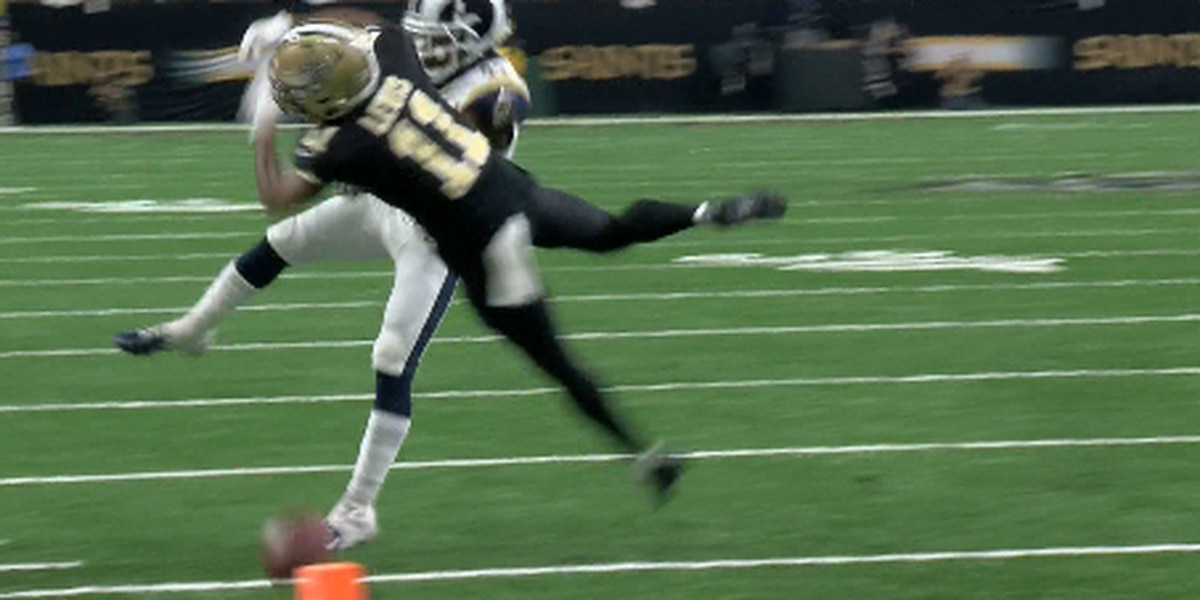Saints players and fans react to NFL fine on Nickell Robey-Coleman