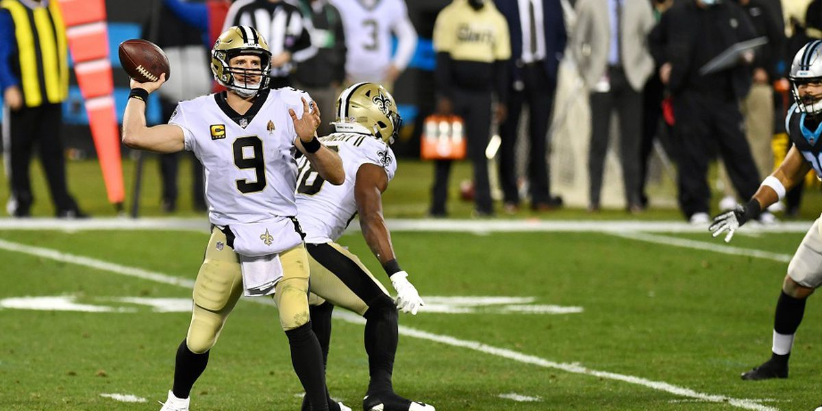 Saints preparing for Bears in first round of postseason