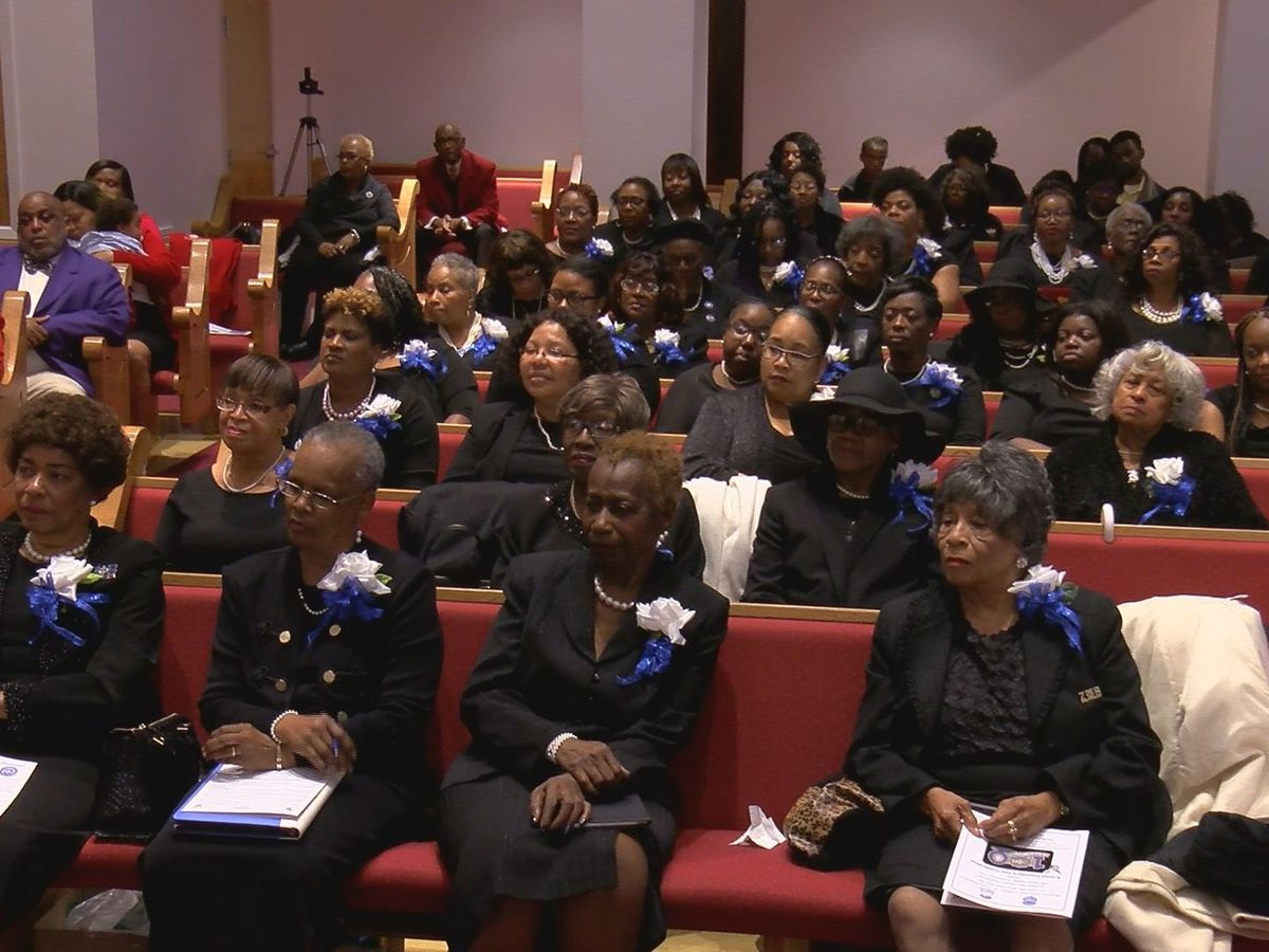 Zeta Phi Beta members celebrate 100 years of service