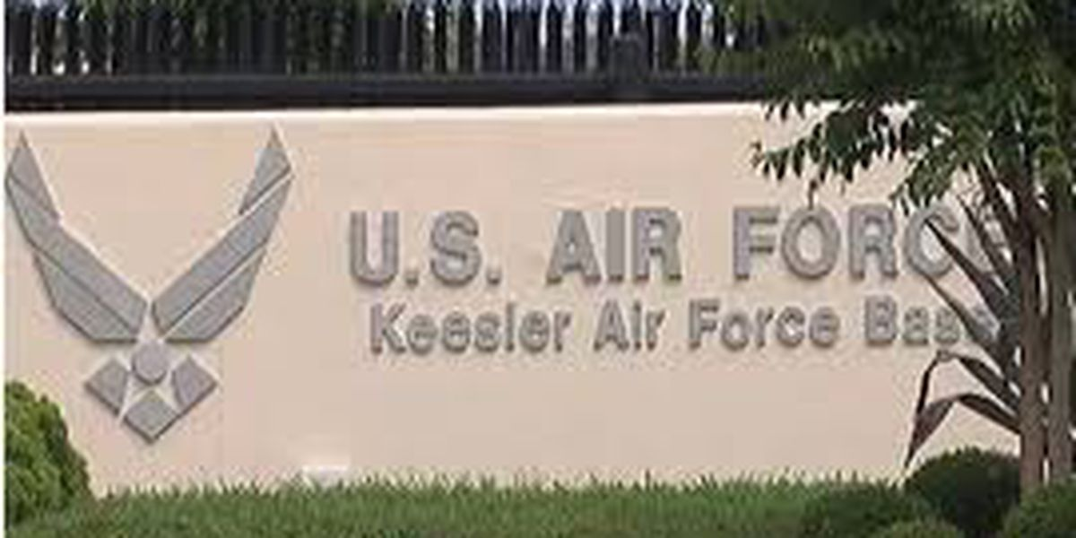 Gas leak at Keesler Air Force Base forces evacuation of some buildings