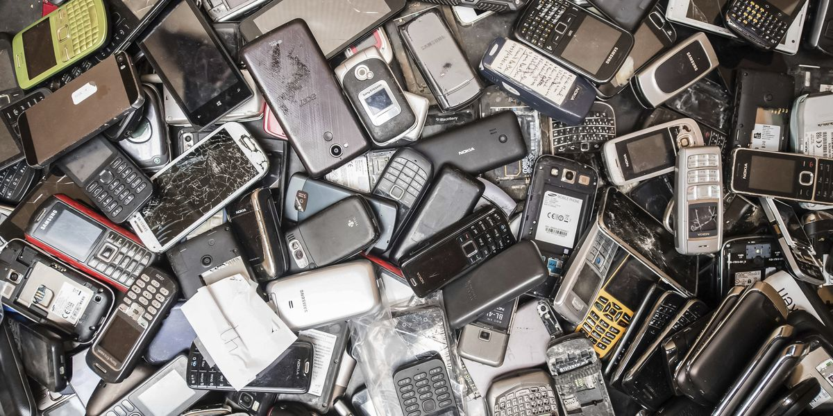 Study: World's pile of electronic waste grows ever higher