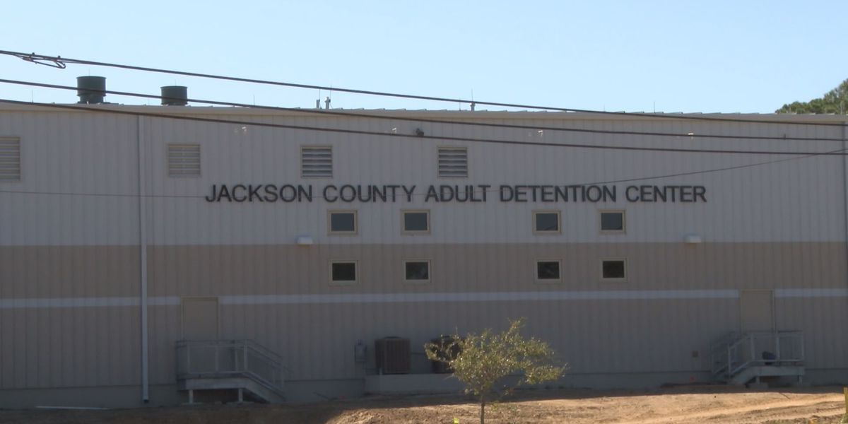 Jackson County jail named after deputy Bruce Wayne Evans